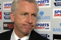 Pardew on 2-0 win